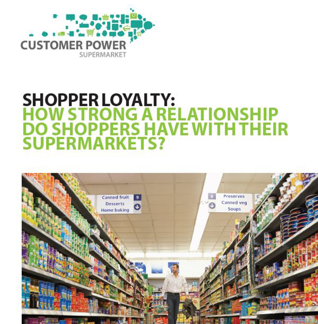 Customer Power Supermarkets image