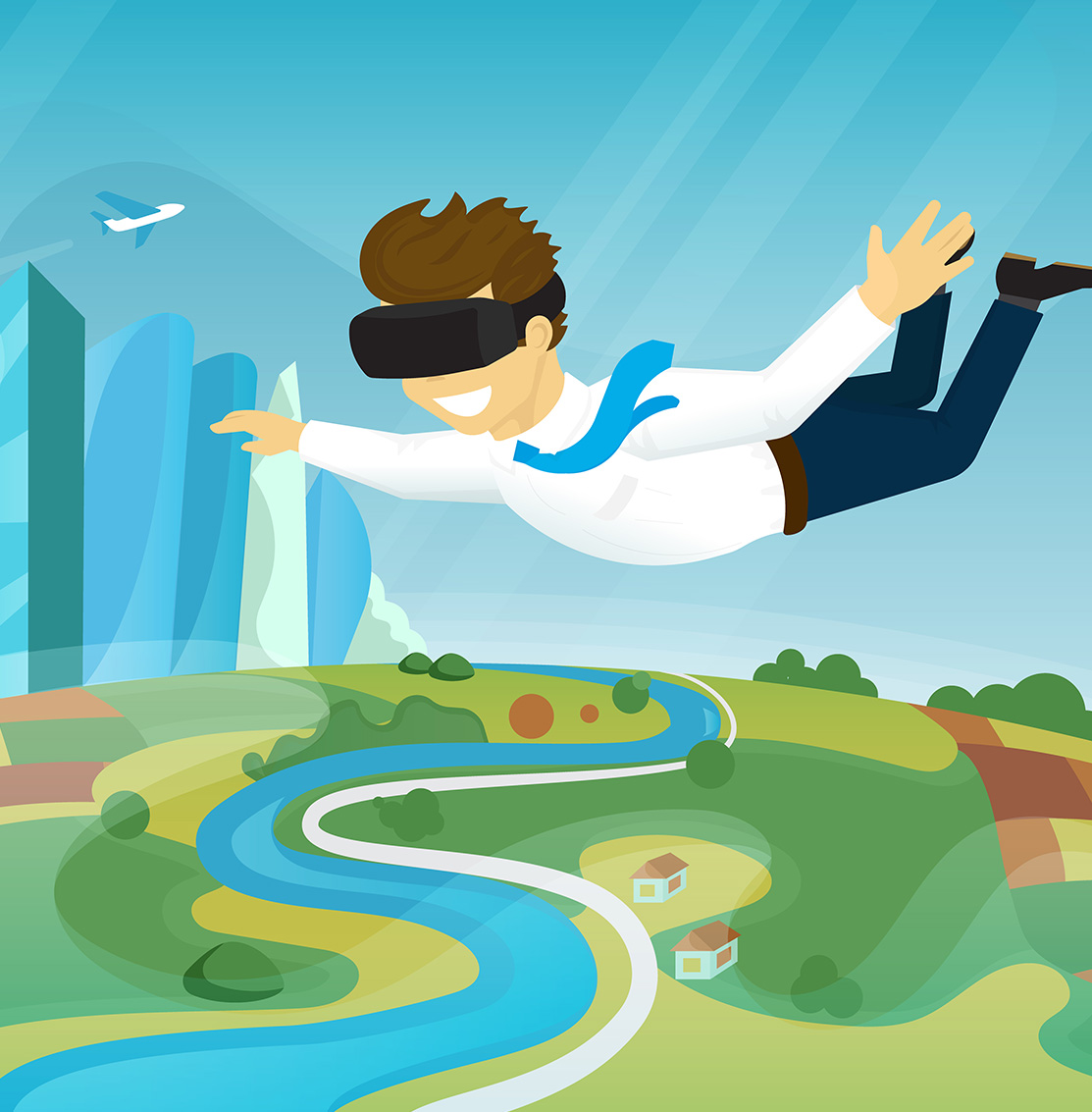 Why travel market research needs to embrace virtual reality image
