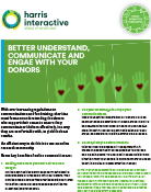 Understand, communicate and engage with your donorsimage