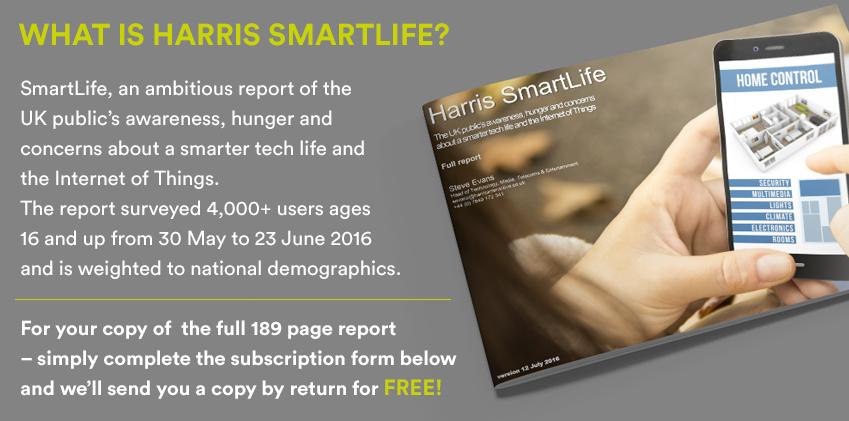 Harris SmartLife - United Kingdom