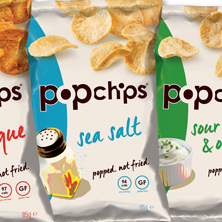 Popchips has success in the bag image