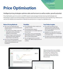 Price Optimisationimage