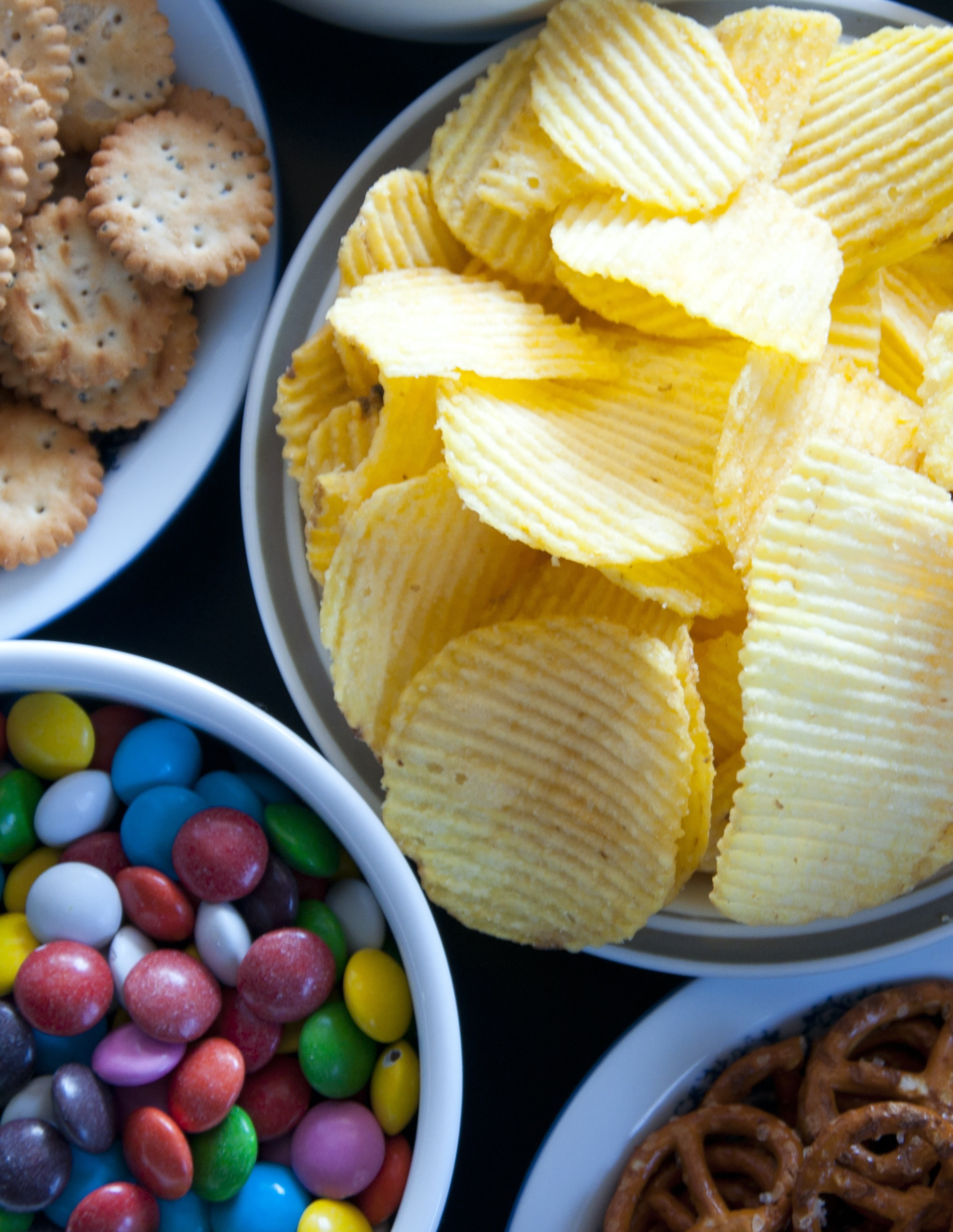 The Grocer Report: Snacking image