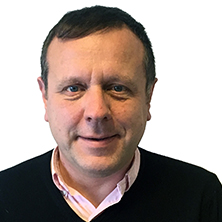 Harris welcomes Mark Hirst image