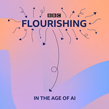 Flourishing in the Age of AI image