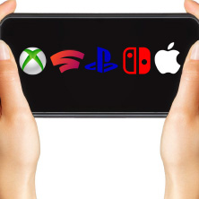 Mobile Video Gaming image
