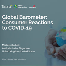 Impact of COVID-19 - New Global Barometer image