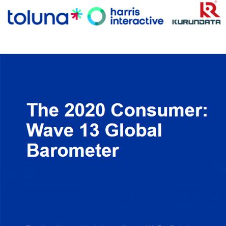 Global Barometer Wave 13 image